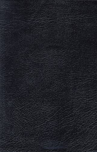 9780718015787: NKJV, Reference Bible, Giant Print, Bonded Leather, Black, Red Letter Edition (Classic)