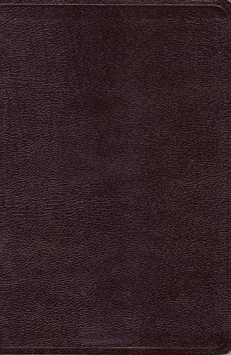 9780718015824: NKJV, Reference Bible, Giant Print, Bonded Leather, Burgundy, Red Letter Edition (Classic)