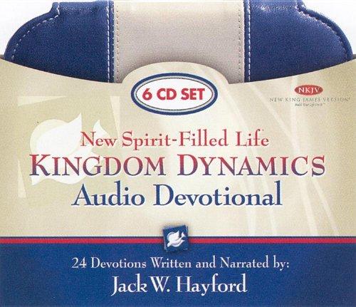 9780718016296: New Spirit-Filled Life Kingdom Dynamics Audio Devotional