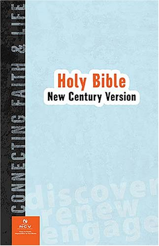 9780718016500: The Holy Bible: New Century Version