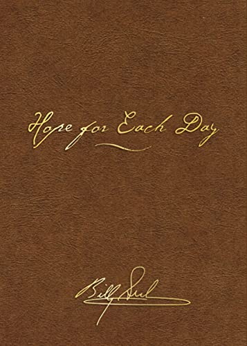 9780718016661: Hope for Each Day Signature Edition: Words of Wisdom and Faith