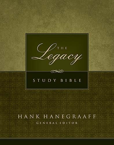 9780718018047: The Legacy Study Bible