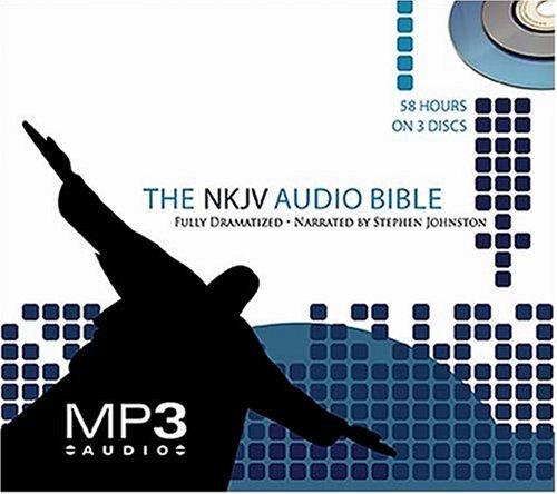 9780718018078: NKJV MP3 Audio Bible