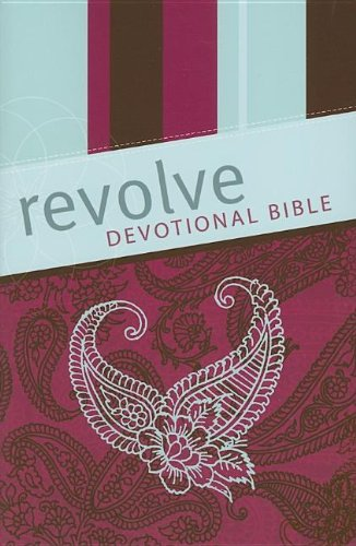 9780718018559: Revolve Devotional Bible: New Century Version, Full Color White Endsheets, Youth and Teen