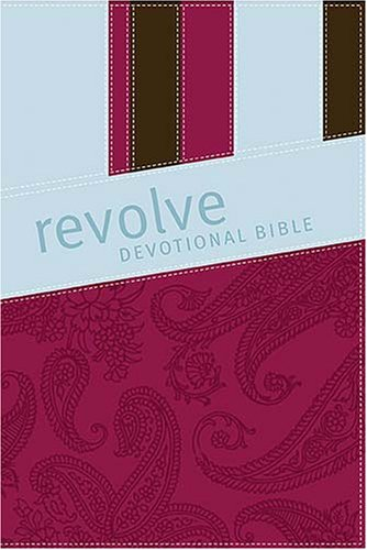 9780718018566: Revolve Devotional Bible New Century Version: Leathersoft Tri Color