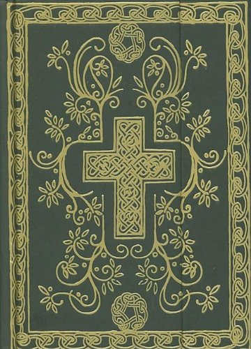 9780718018597: Pocket Bible: New Century Version, Hunter Green Magnetic Closure, Gilded-gold, Illuminations Series the Cross (Illuminations (Nelson))