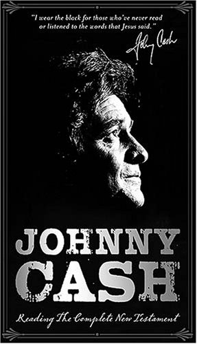 9780718018771: Johnny Cash Reading the Complete New Testament