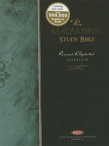 9780718018993: The Macarthur Study Bible: New King James Version