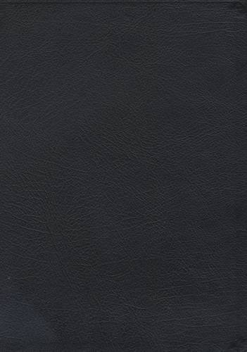 9780718019006: The Macarthur Study Bible: New King James Version, Black Bonded Leather