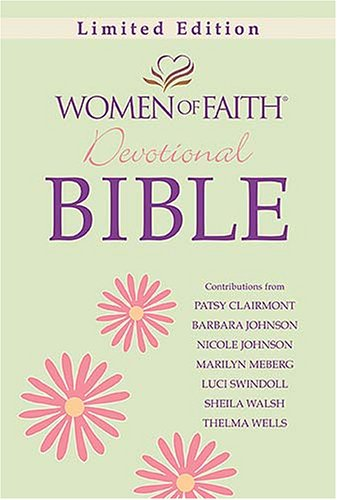 9780718019396: Women of Faith Devotional Bible: New King James Version