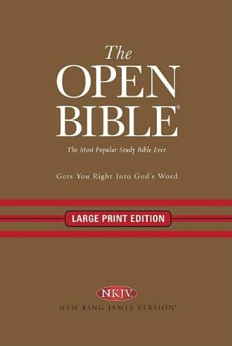 9780718019990: The Open Bible