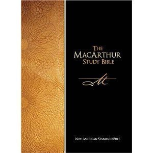 9780718020040: NASB The MacArthur Study Bible (Updated Edition)