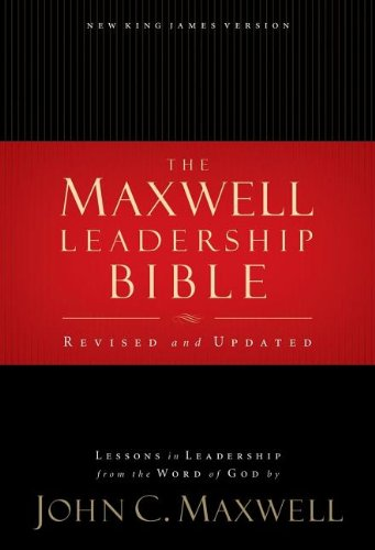 9780718020156: The Maxwell Leadership Bible: NKJV
