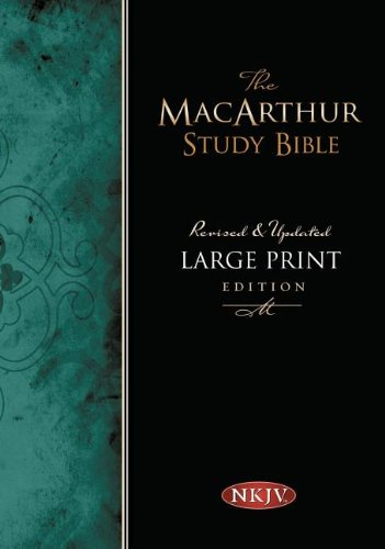 9780718020330: The MacArthur Study Bible