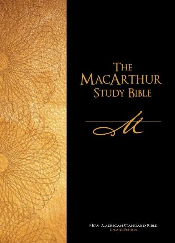 The MacArthur Study Bible: Large Print Edition (0718020359) by MacArthur, John