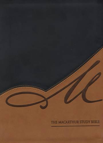 9780718020767: The Macarthur Study Bible: New American Standard Version, Imitation Leather