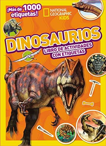 9780718021559: Dinosaurios: Mi mejor colección de etiquetas (National Geographic Kids) (Spanish Edition)