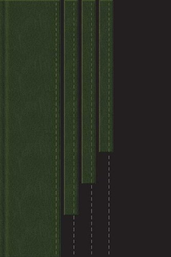 9780718024628: Holy Bible: New King James Version Black/Hunter Green, Center-Column Reference Edition