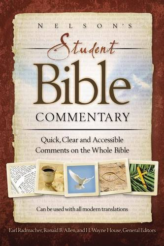 Comt-Nelsons Student Bible Commentary