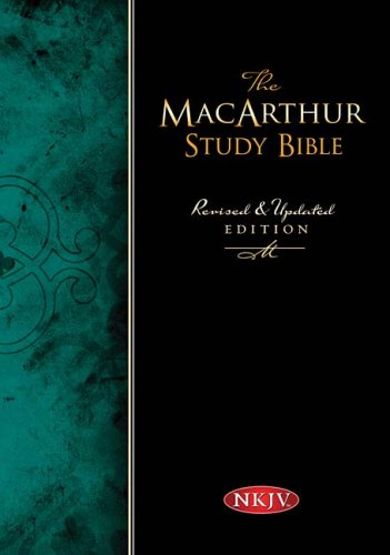 9780718025083: The MacArthur Study Bible: Personal Size