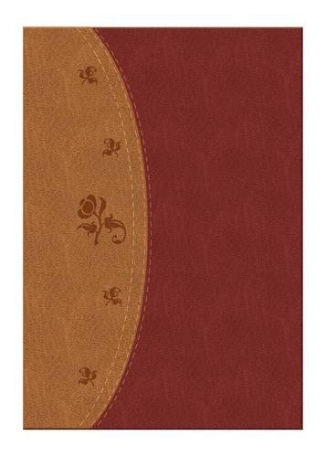 9780718025342: NKJV, The Woman's Study Bible, Leathersoft, Brown/Burgundy: Second Edition