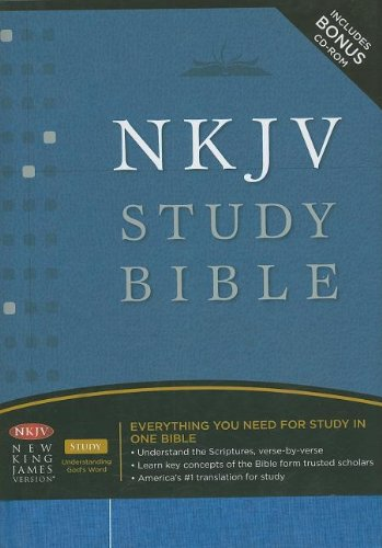 9780718025618: NKJV Study Bible