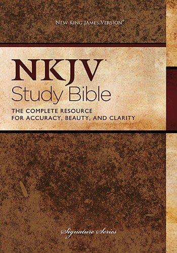 9780718025625: NKJV STUDY BIBLE 2ND ED BONDED LEATHER B (Bible Nkjv)