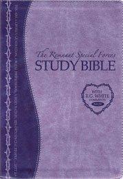 9780718027346: Remnant Special Forces Study Bible - Lavender