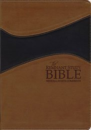 9780718027377: Remnant Study Bible- Leathersoft Brown