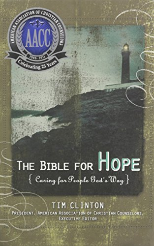 9780718028053: The Bible For Hope (Caring for People God?s Way) NKJV BIBLE / Formerly Titled: THE SOUL CARE BIBLE / AACC 2011 Edition