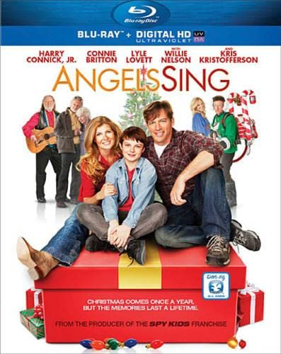Angels Sing Blu-ray Format: DP
