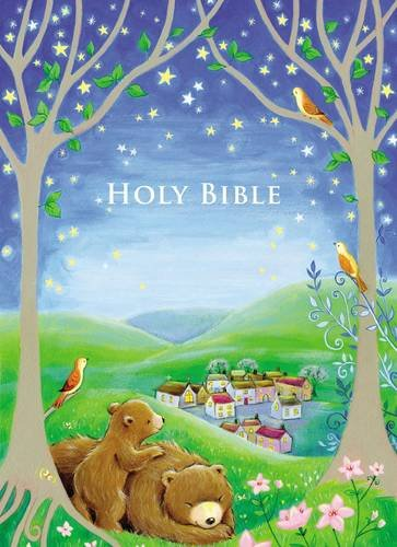9780718031435: Sparkly Bedtime Holy Bible: International Children's Bible