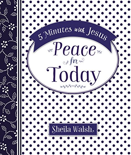 9780718032555: 5 Minutes with Jesus: Peace for Today
