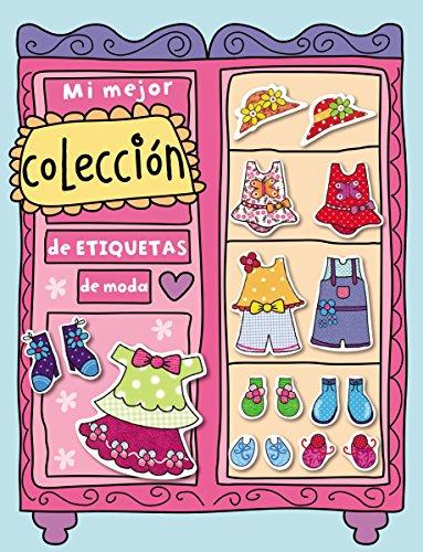 9780718033088: Mi mejor colección de etiquetas de moda (Spanish Edition)