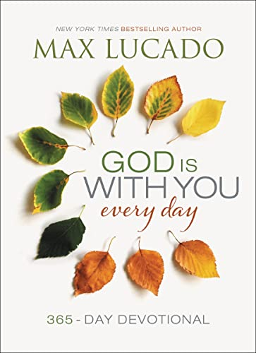 9780718034634: God Is With You Every Day