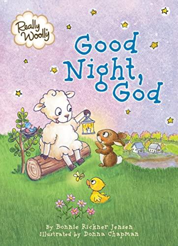 Really Woolly Good Night, God: DaySpring, Jensen, Bonnie