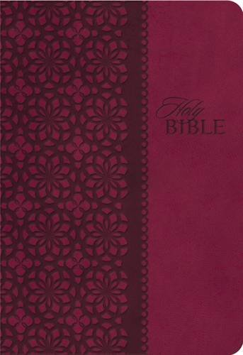 KJV Classic Personal Size Giant Print End-of-Verse Reference Bible: Thomas Nelson