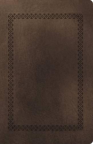 NKJV, Ultraslim Bible, Imitation Leather, Brown, Red Letter Edition