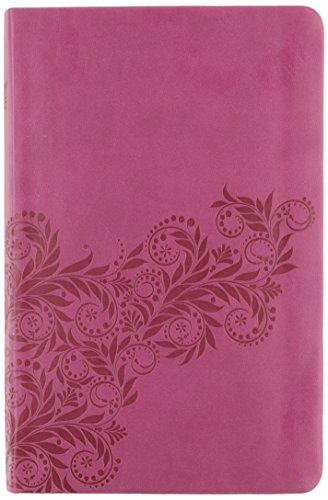 9780718038243: Holy Bible: New King James Version, Light Cranberry, Ultraslim, Reference
