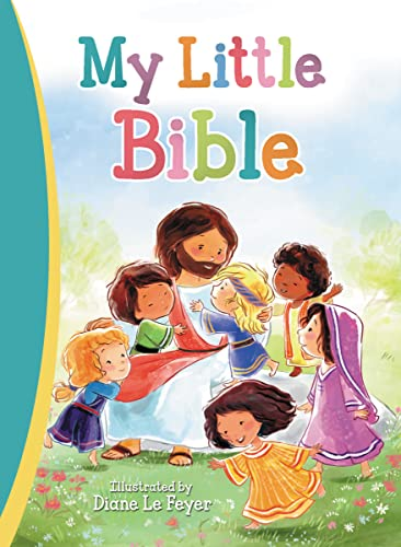 9780718040185: My Little Bible