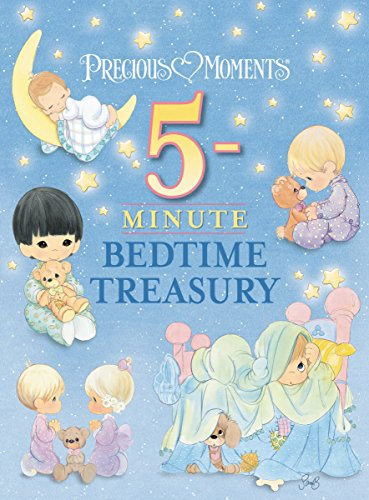 9780718043193: Precious Moments 5-Minute Bedtime Treasury