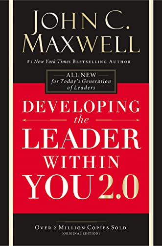 9780718074081: Developing the Leader Within You 2.0