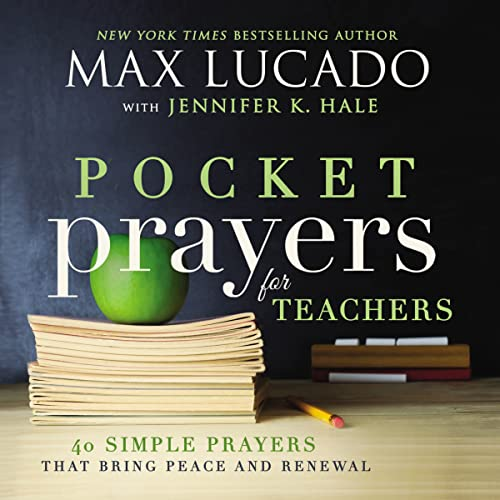 9780718077365: Pocket Prayers for Teachers: 40 Simple Prayers That Bring Peace and Renewal