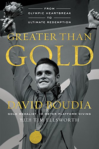 9780718077419: Greater Than Gold: From Olympic Heartbreak to Ultimate Redemption