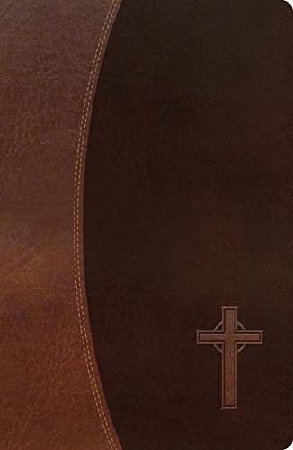 9780718077662: NKJV, Gift Bible, Imitation Leather, Brown, Red Letter Edition (Classic)