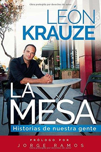 9780718078911: La mesa: Historias de nuestra gente (Spanish Edition)