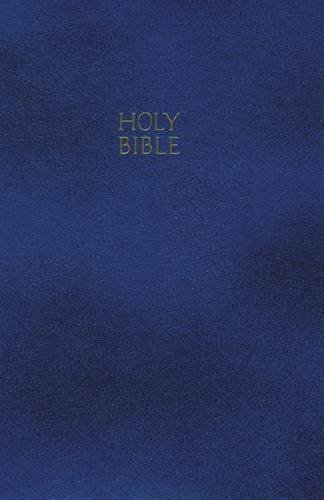 9780718080082: NKJV, Gift and Award Bible, Imitation Leather, Blue, Red Letter Edition (Classic)
