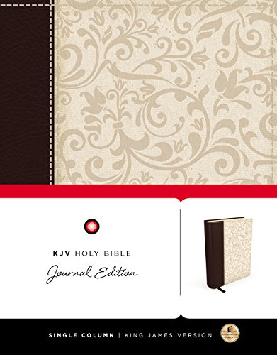 9780718080433: Holy Bible: King James Version, Journal Edition, Single Column, Personal, Lightweight