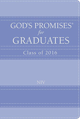 9780718086152: God's Promises for Graduates: Class of 2016 - Lavender: New International Version