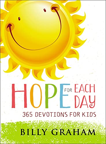 9780718086176: Hope for Each Day: 365 Devotions for Kids